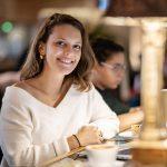 Alice Kreziak, membre de l'Observatoire de la philanthropie en tant qu'étudiante