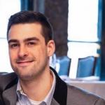 Gabriel Lajoie, membre de l'Observatoire de la philanthropie en tant qu'étudiant