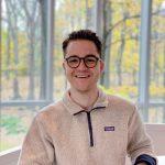 Julien Bertrand, membre de l'Observatoire de la philanthropie en tant qu'étudiant